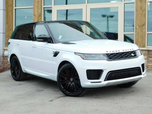 82 Great 2019 Range Rover Sport New Concept by 2019 Range Rover Sport