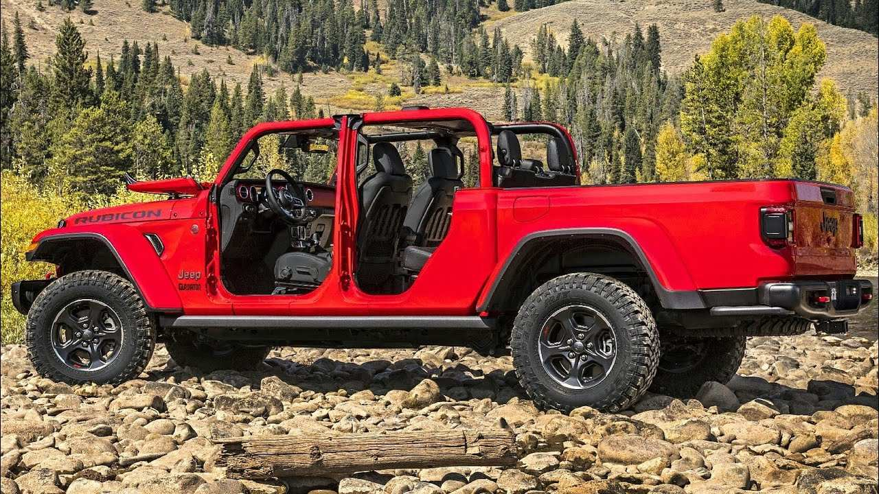 82 Great 2020 Jeep Gladiator Youtube Specs and Review by 2020 Jeep Gladiator Youtube