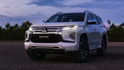 82 Great Mitsubishi Pajero Full 2020 Ratings by Mitsubishi Pajero Full 2020