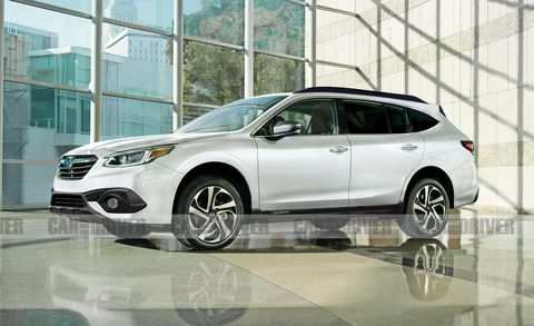 82 Great Subaru Outback 2020 Spy Price and Review for Subaru Outback 2020 Spy