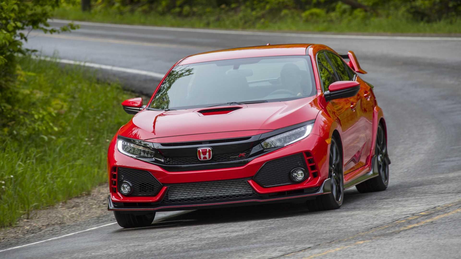 82 New 2019 Honda Civic Type R Performance for 2019 Honda Civic Type R
