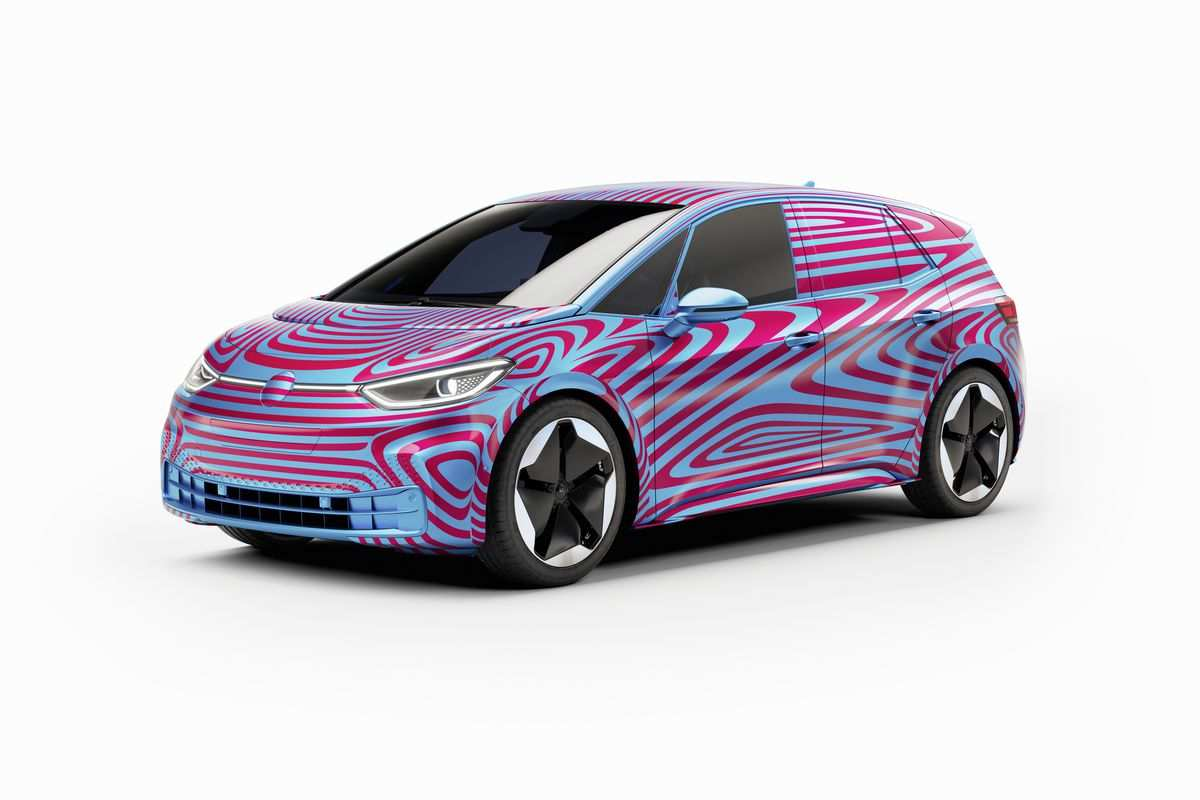 82 The 2020 Volkswagen Id Price Photos for 2020 Volkswagen Id Price
