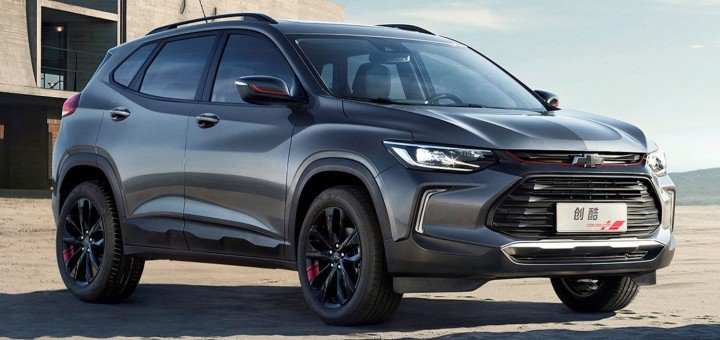 82 The Chevrolet Tracker 2020 Images for Chevrolet Tracker 2020