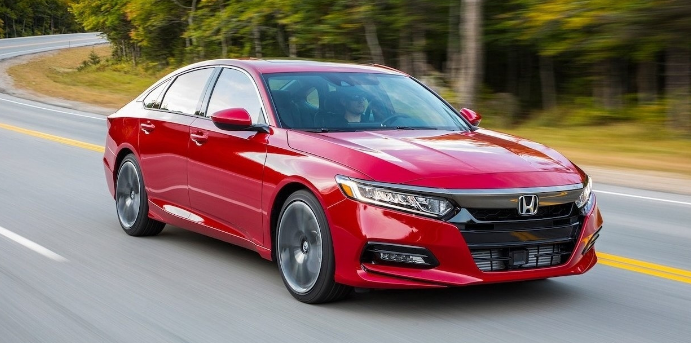 82 The Honda Accord 2020 Changes Exterior and Interior by Honda Accord 2020 Changes