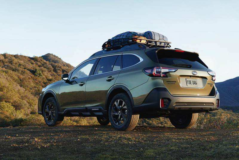 82 The New Generation 2020 Subaru Outback Review for New Generation 2020 Subaru Outback