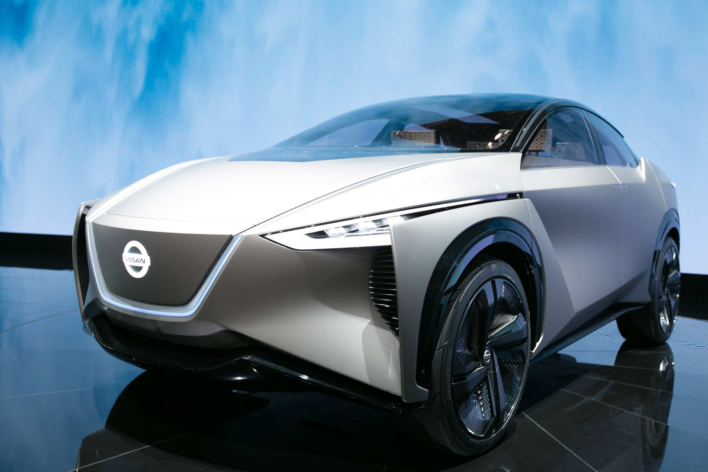 82 The Nissan Concept 2020 Suv Redesign and Concept with Nissan Concept 2020 Suv