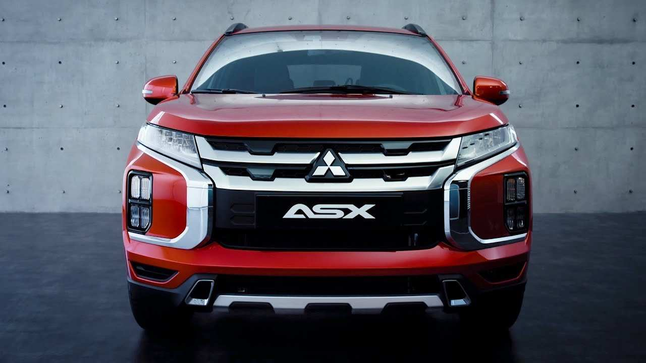 82 The Uusi Mitsubishi Asx 2020 Redesign and Concept for Uusi Mitsubishi Asx 2020
