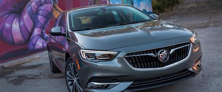 83 All New Buick Lineup 2020 First Drive for Buick Lineup 2020