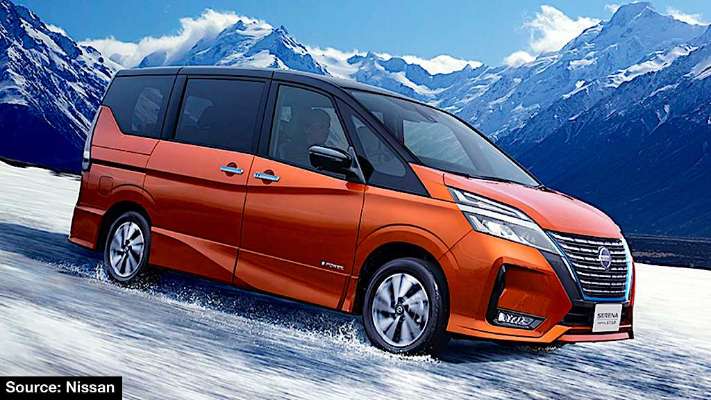 83 All New Nissan Serena 2020 Price and Review with Nissan Serena 2020
