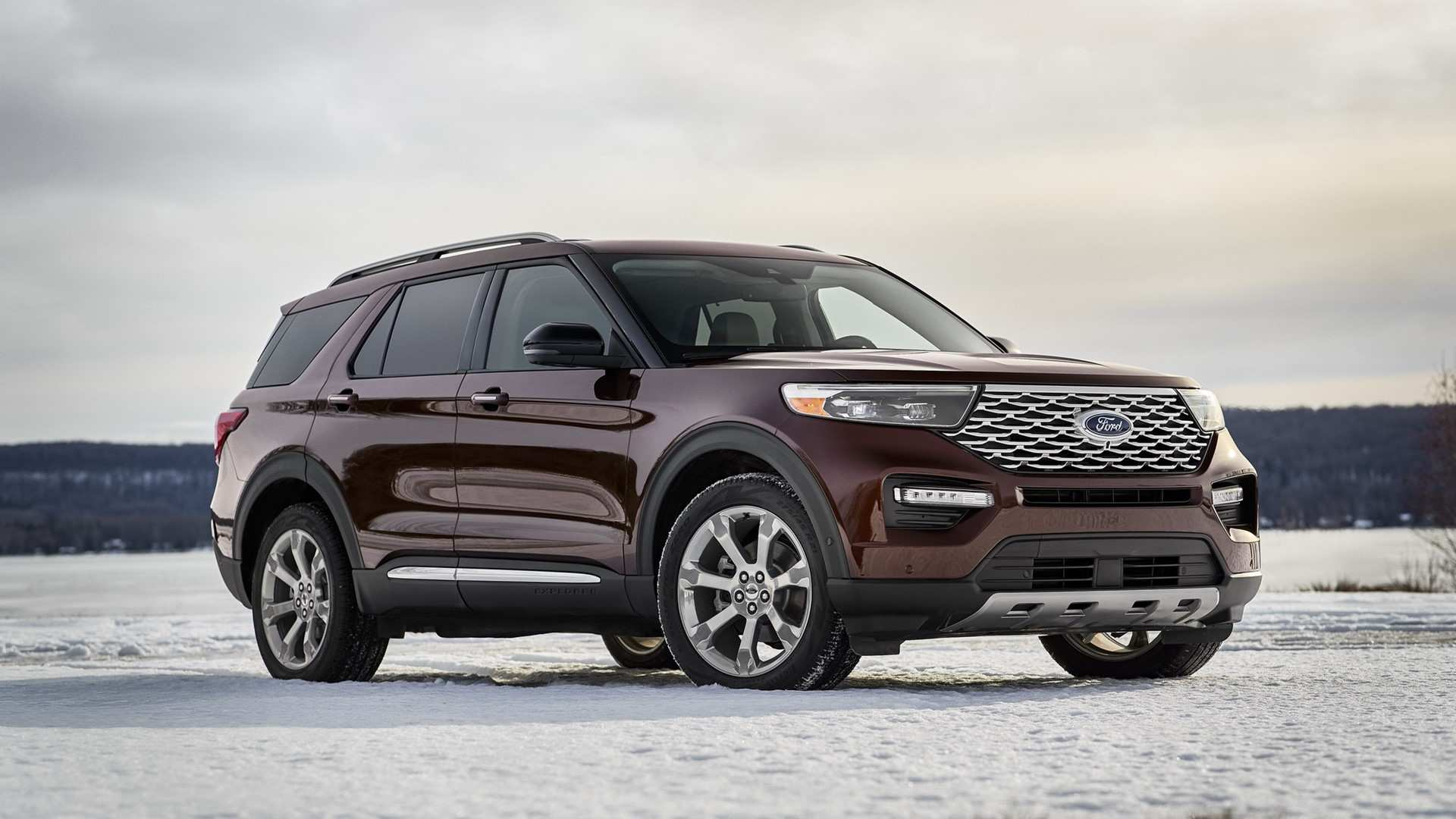 83 Best Review Ford Unveils The New 2020 Explorer Specs by Ford Unveils The New 2020 Explorer