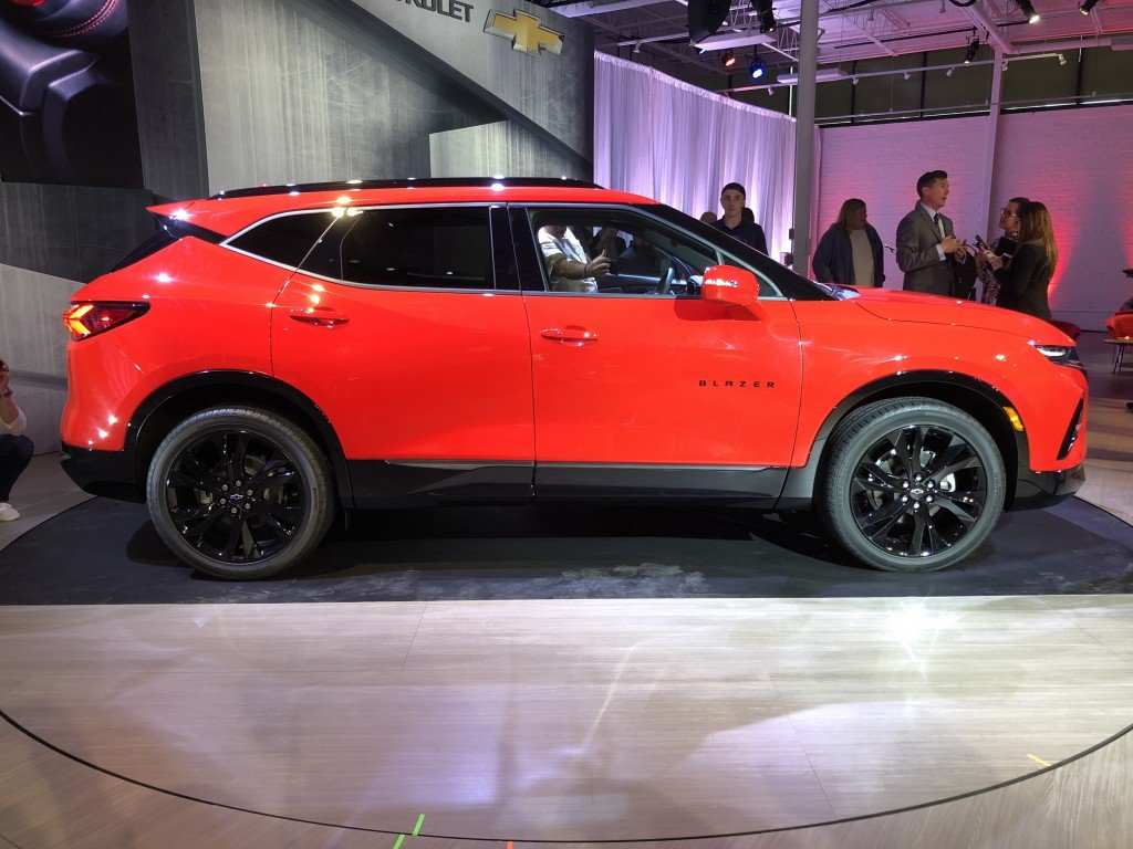 83 Concept of 2019 Chevrolet Trailblazer Ss New Review by 2019 Chevrolet Trailblazer Ss