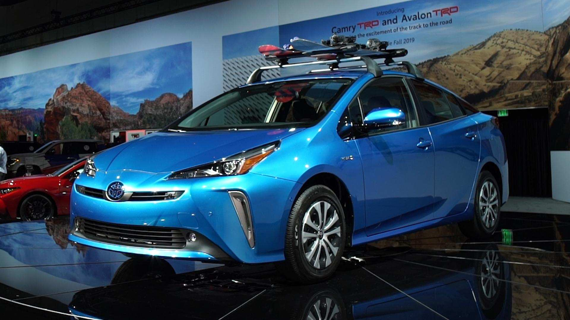 83 Concept of 2019 Toyota Prius Release for 2019 Toyota Prius