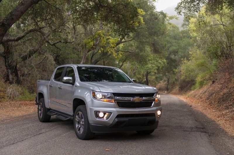 83 Concept of 2020 Chevrolet Colorado Updates Speed Test with 2020 Chevrolet Colorado Updates