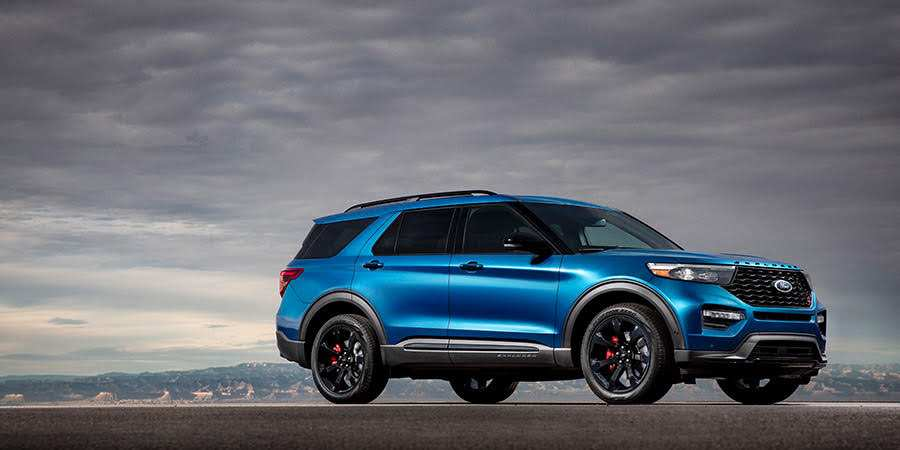83 Concept of 2020 Ford Explorer Job 1 Pictures by 2020 Ford Explorer Job 1