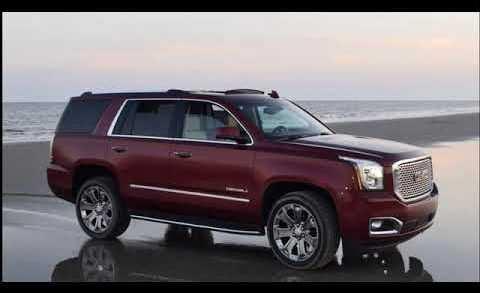 83 Concept of Chevrolet Yukon 2020 Reviews with Chevrolet Yukon 2020