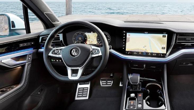 83 Concept of Volkswagen Touareg Hybrid 2020 Performance and New Engine by Volkswagen Touareg Hybrid 2020