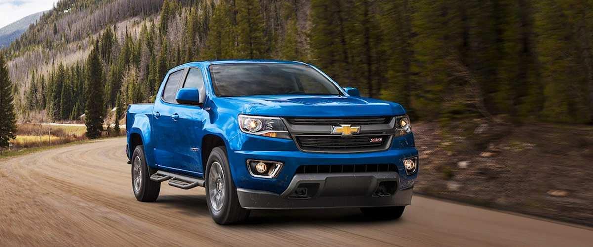 83 Gallery of 2019 Chevrolet Colorado Spy Shoot with 2019 Chevrolet Colorado