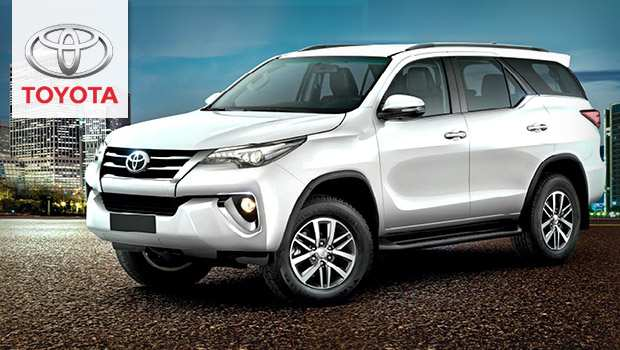 83 Gallery of 2019 Toyota Fortuner Pictures with 2019 Toyota Fortuner