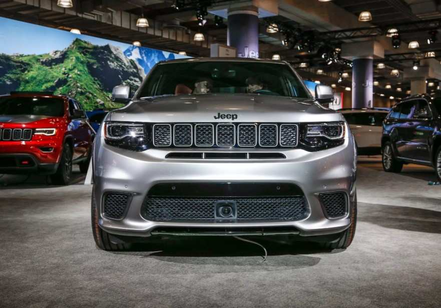 83 Gallery of 2020 Jeep Grand Cherokee Hybrid Exterior and Interior with 2020 Jeep Grand Cherokee Hybrid