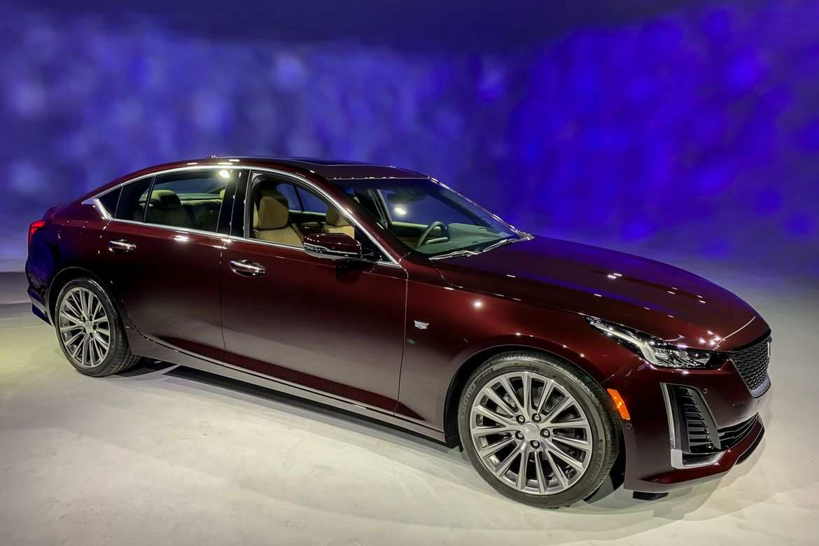 83 Gallery of Cadillac Ct5 2020 Review with Cadillac Ct5 2020