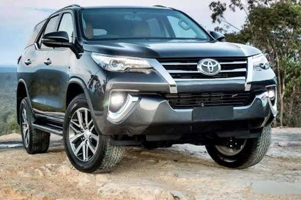 83 Gallery of Toyota New Fortuner 2020 Price for Toyota New Fortuner 2020