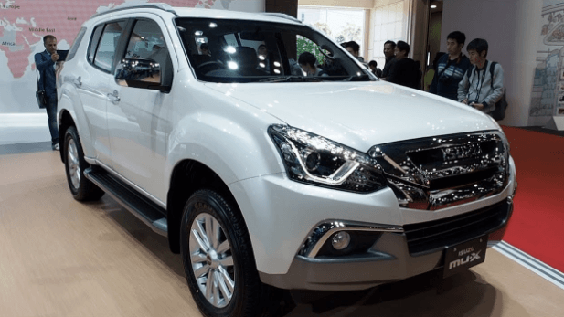 83 Great 2020 Isuzu Mu X Picture by 2020 Isuzu Mu X