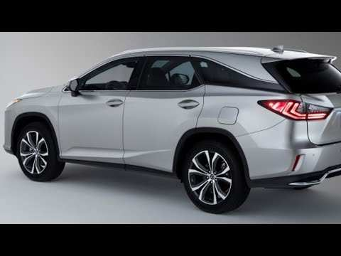 83 Great Lexus Rx 350 Changes For 2020 Review with Lexus Rx 350 Changes For 2020