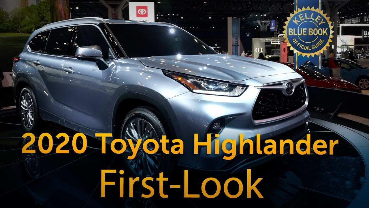 83 Great Toyota Outlander 2020 Engine by Toyota Outlander 2020