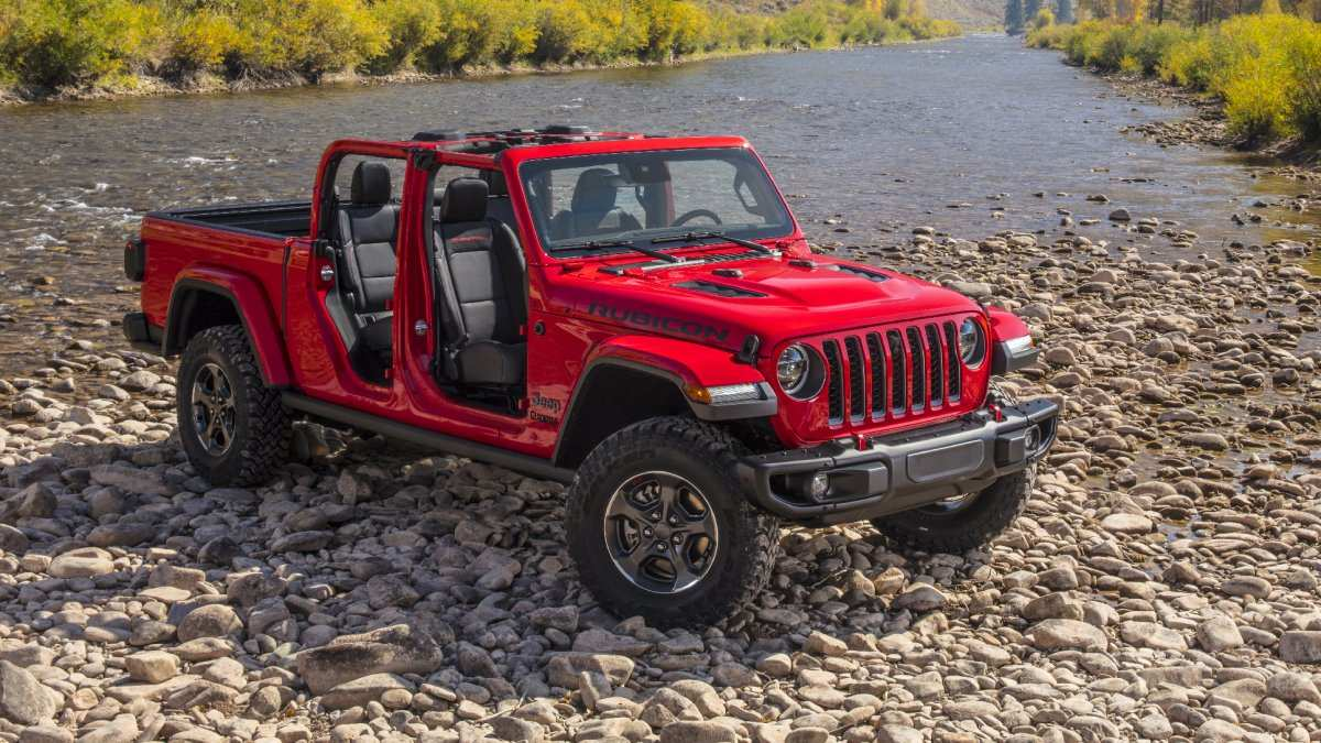 83 New 2020 Jeep Gladiator 2 Door Price by 2020 Jeep Gladiator 2 Door