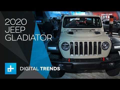 83 New 2020 Jeep Gladiator Youtube Configurations by 2020 Jeep Gladiator Youtube