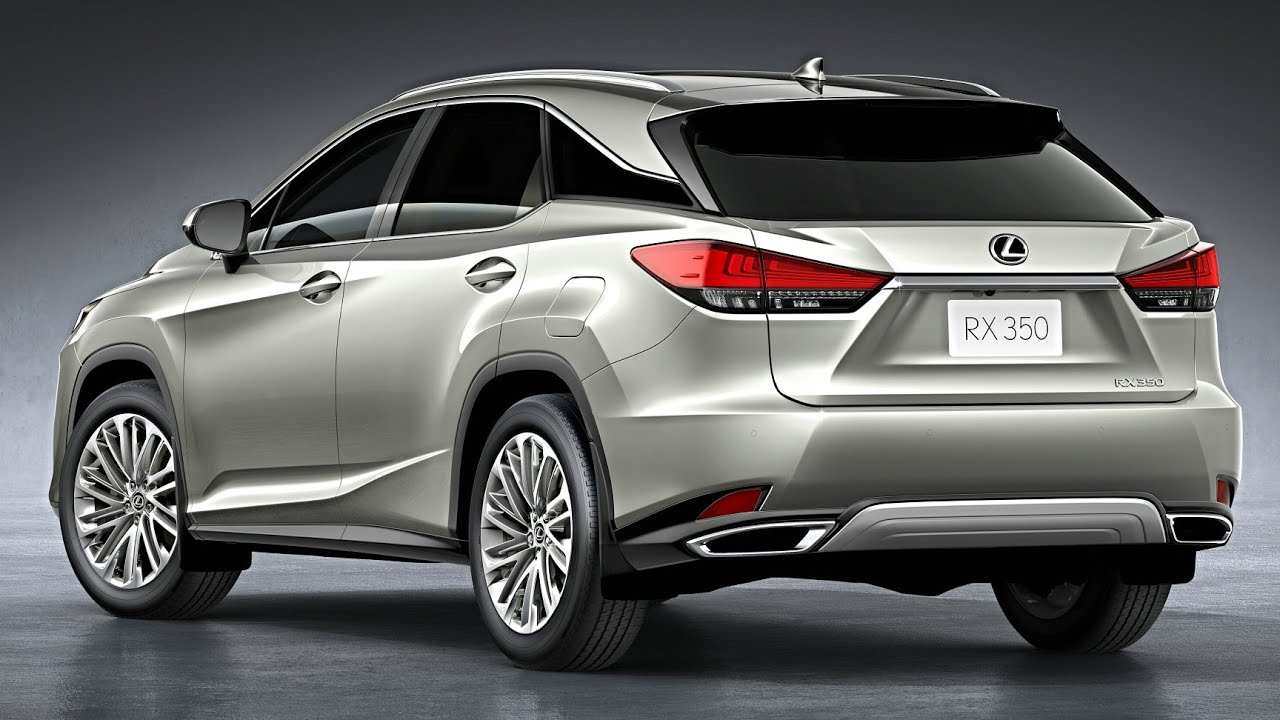 83 New 2020 Lexus Rx 350 Vs 2019 Photos by 2020 Lexus Rx 350 Vs 2019