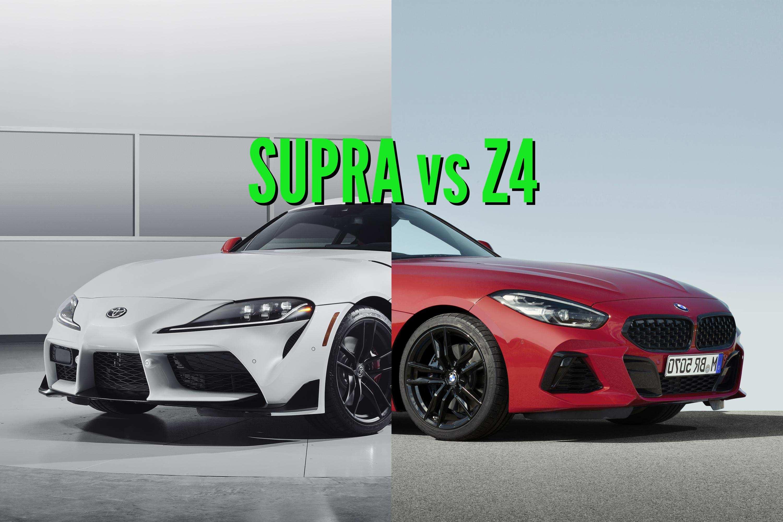 83 New 2020 Toyota Supra Vs Bmw Z4 Release with 2020 Toyota Supra Vs Bmw Z4