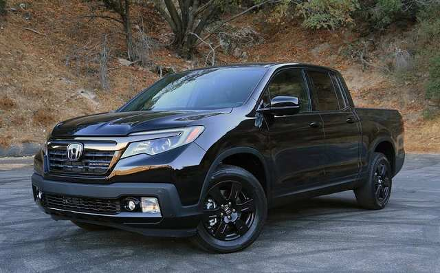 83 New Honda Ridgeline Redesign 2020 Picture by Honda Ridgeline Redesign 2020
