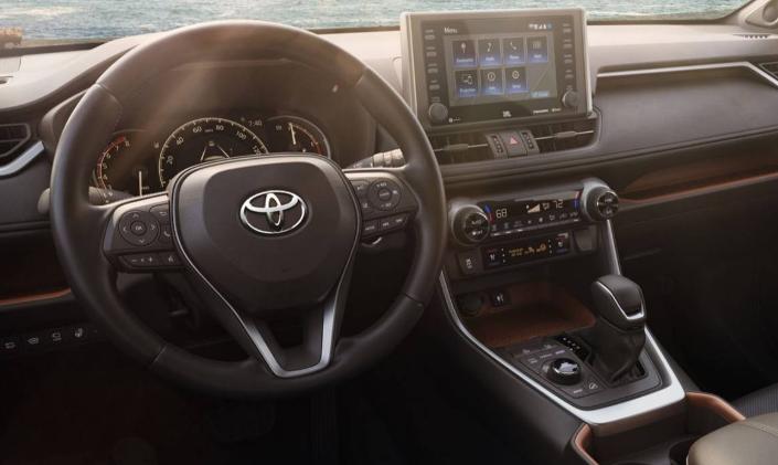 83 New Toyota Rav4 2020 Interior Pictures by Toyota Rav4 2020 Interior