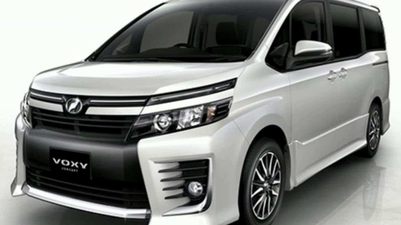 83 New Toyota Voxy 2020 Price for Toyota Voxy 2020