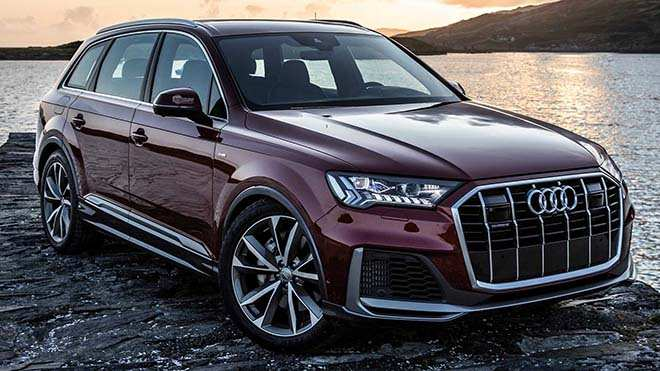 83 New Xe Audi Q7 2020 Price by Xe Audi Q7 2020
