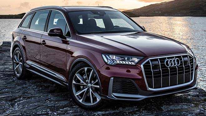 83 New Xe Audi Q7 2020 Price by Xe Audi Q7 2020
