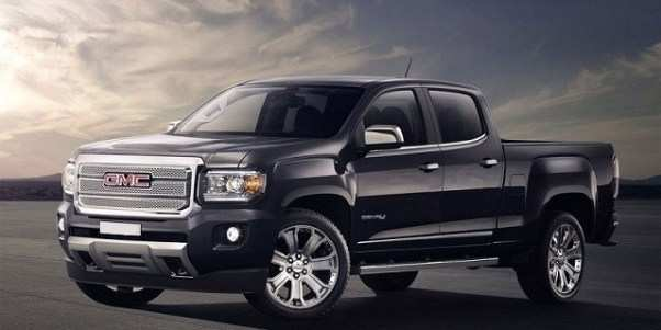 83 The Gmc Canyon Denali 2020 Ratings for Gmc Canyon Denali 2020