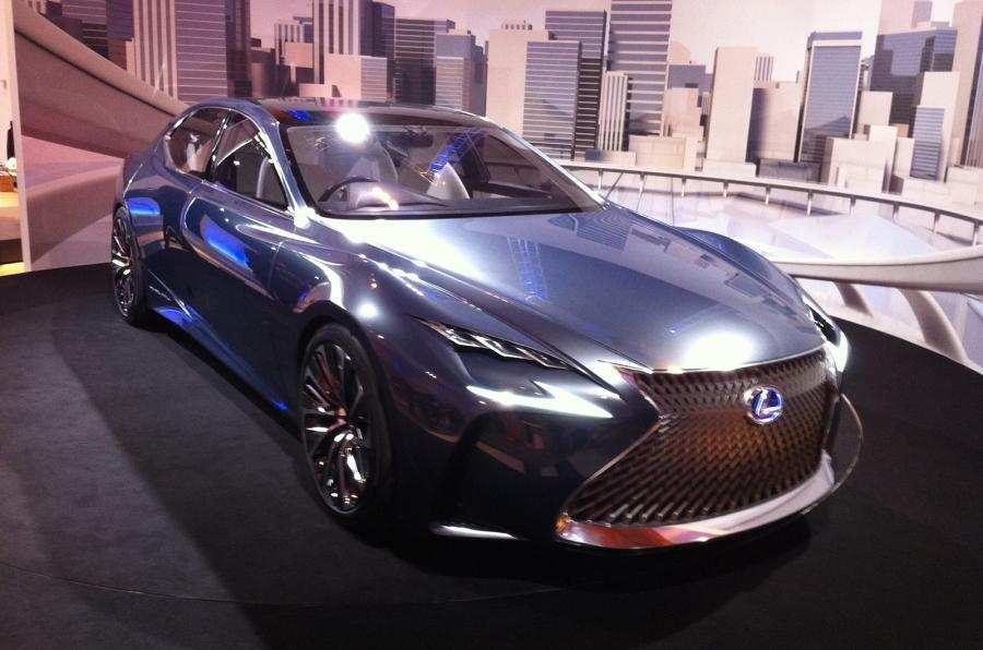 83 The Lexus Concept 2020 Specs for Lexus Concept 2020