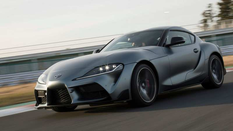84 All New 2020 Toyota Supra Jalopnik Redesign by 2020 Toyota Supra Jalopnik