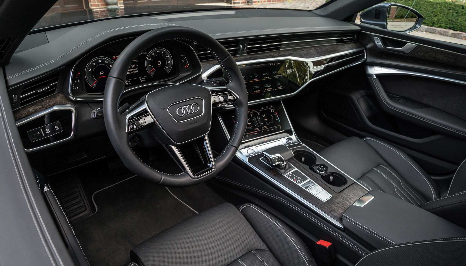 84 Best Review 2019 Audi A7 Specs by 2019 Audi A7
