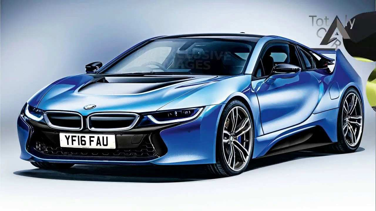 84 Best Review Bmw I8 2020 Review with Bmw I8 2020