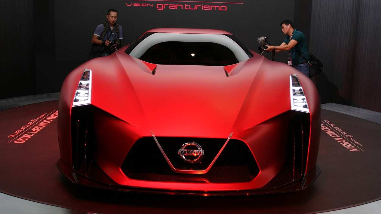 84 Best Review Nissan Concept 2020 Gran Turismo History for Nissan Concept 2020 Gran Turismo