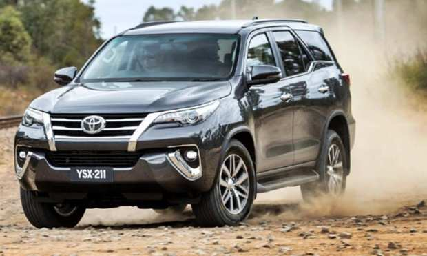 84 Concept of Toyota New Fortuner 2020 Exterior with Toyota New Fortuner 2020