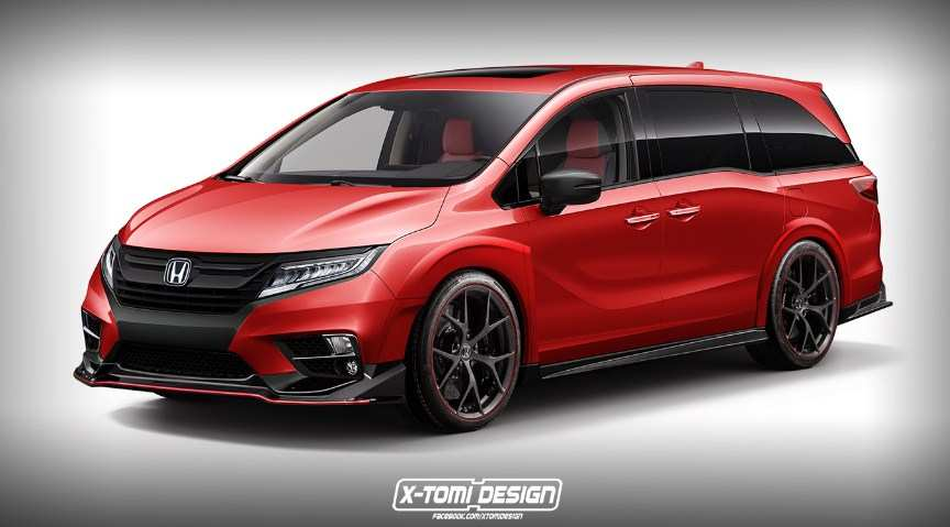 84 Concept of When Does 2020 Honda Odyssey Come Out History by When Does 2020 Honda Odyssey Come Out