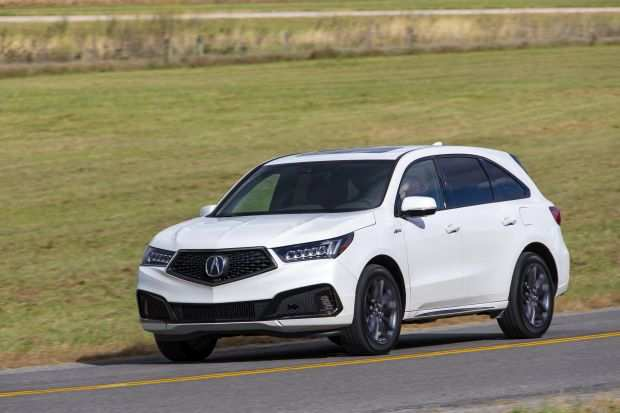 84 Gallery of 2020 Acura Mdx Changes Specs with 2020 Acura Mdx Changes