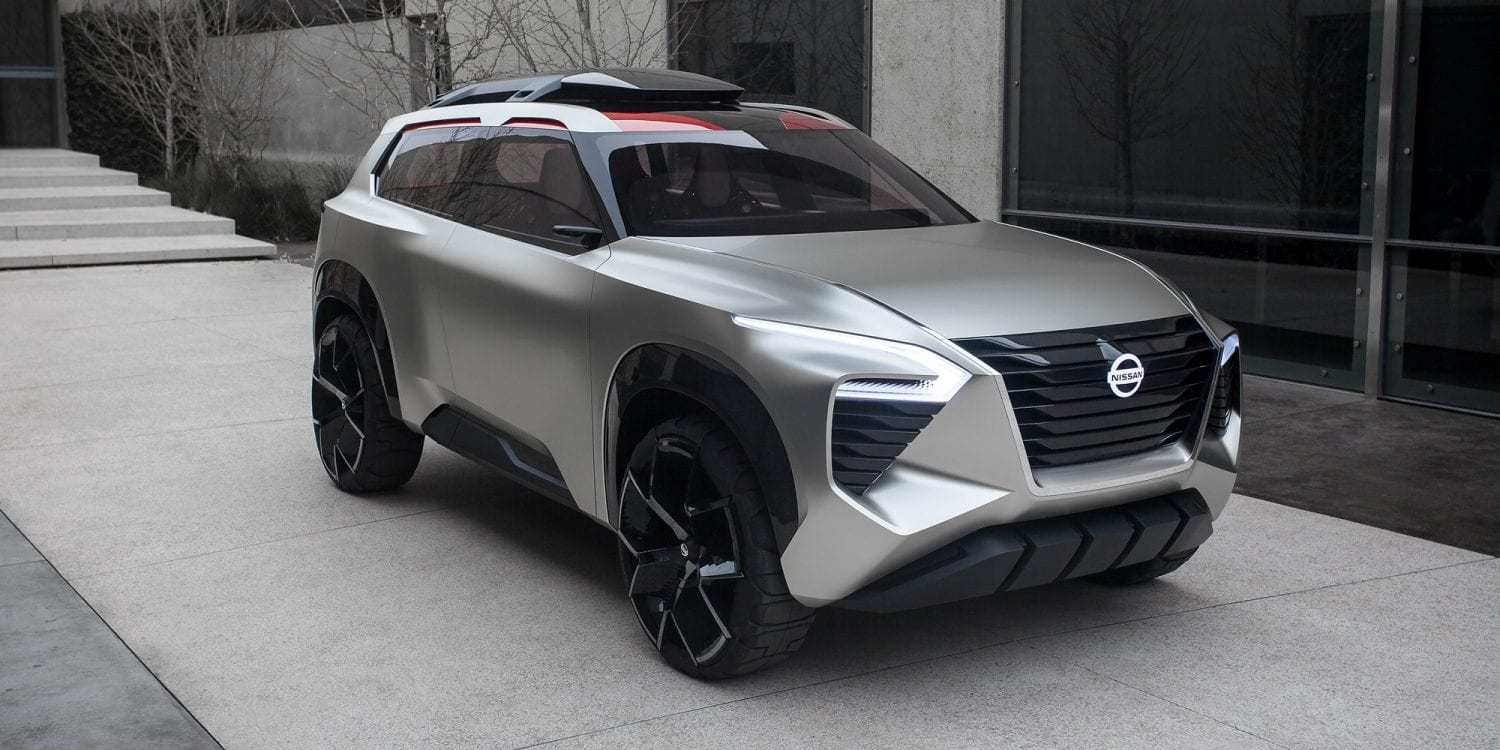 84 Great Nissan Concept 2020 Suv Redesign with Nissan Concept 2020 Suv