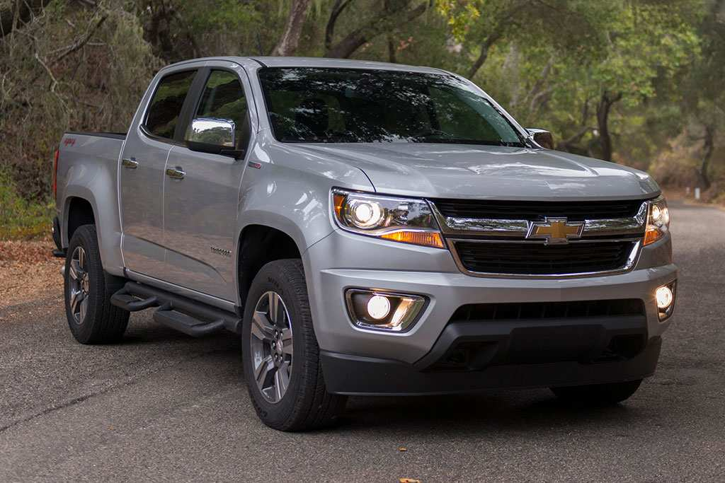 84 New 2019 Chevrolet Colorado Prices with 2019 Chevrolet Colorado