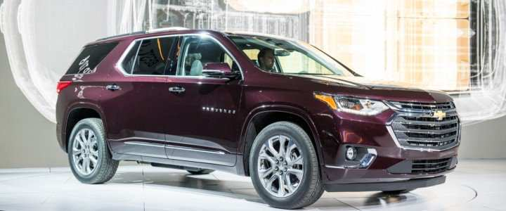 84 New 2019 Chevrolet Traverses Rumors with 2019 Chevrolet Traverses