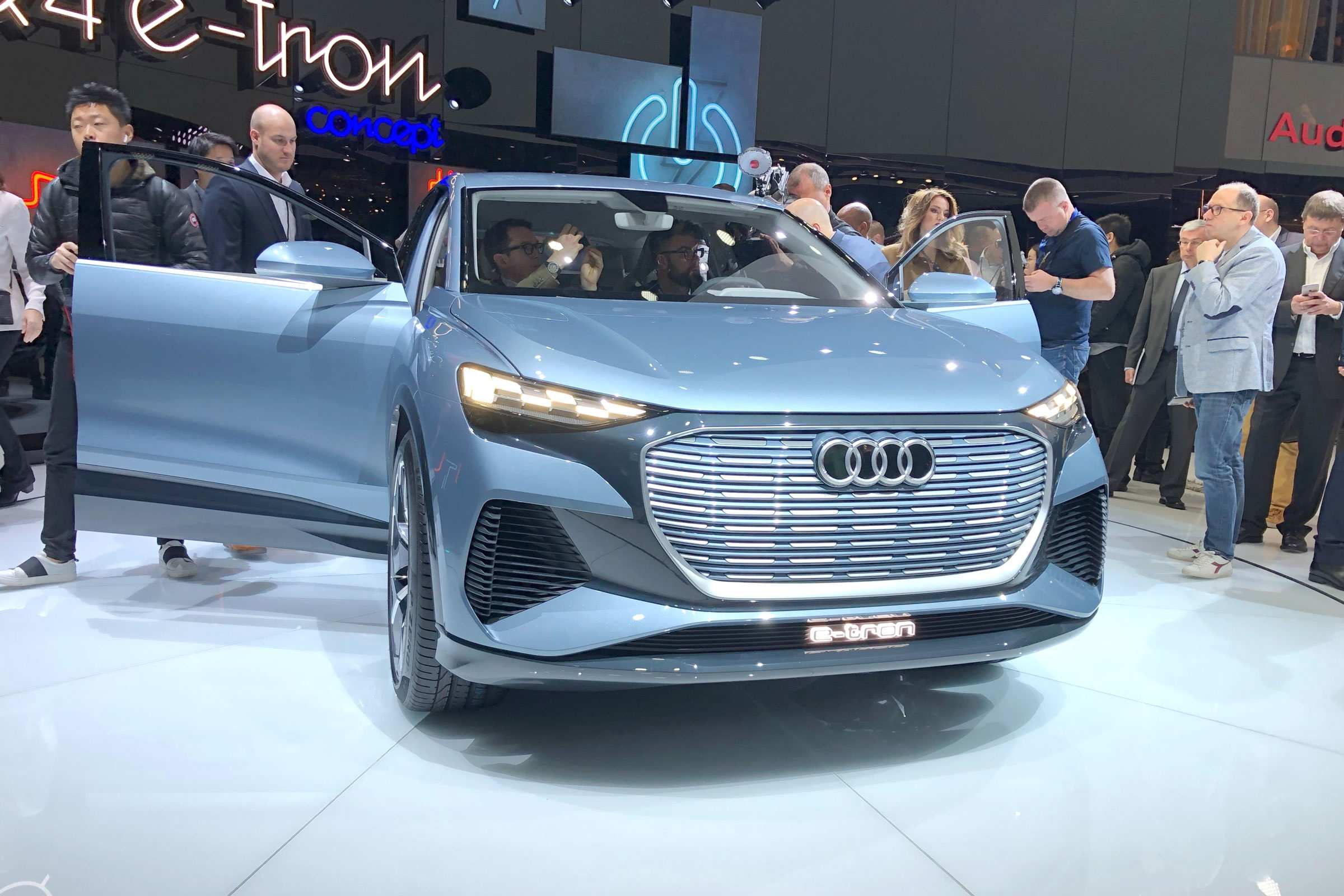 84 New Audi Electric Suv 2020 Spy Shoot by Audi Electric Suv 2020